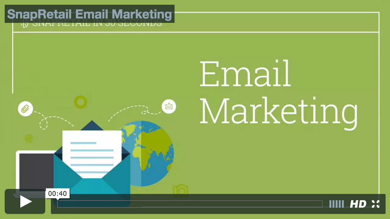 Email marketing designed for your small business with email templates and an easy to use click and drag editor