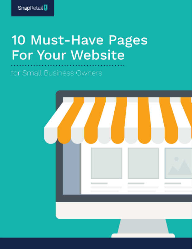 Must have website pages for small business owners to help improve your website and drive traffic