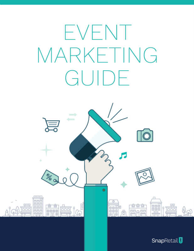 Plan the perfect retail event for your small business with our event marketing guide to help you grow your small business and drive traffic through in-store events