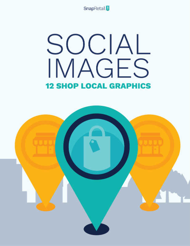Shop local social images for your small business from SnapRetail