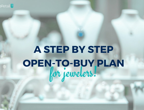 A Step by Step Open-to-Buy Plan for Jewelers