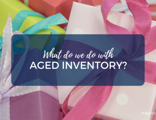 """What do we do with Aged Inventory?"""