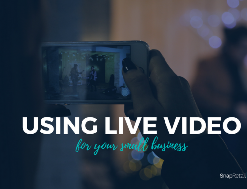 Using Live Video For Your Small Business