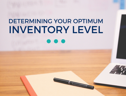 Determining your Optimum Inventory, Level 1