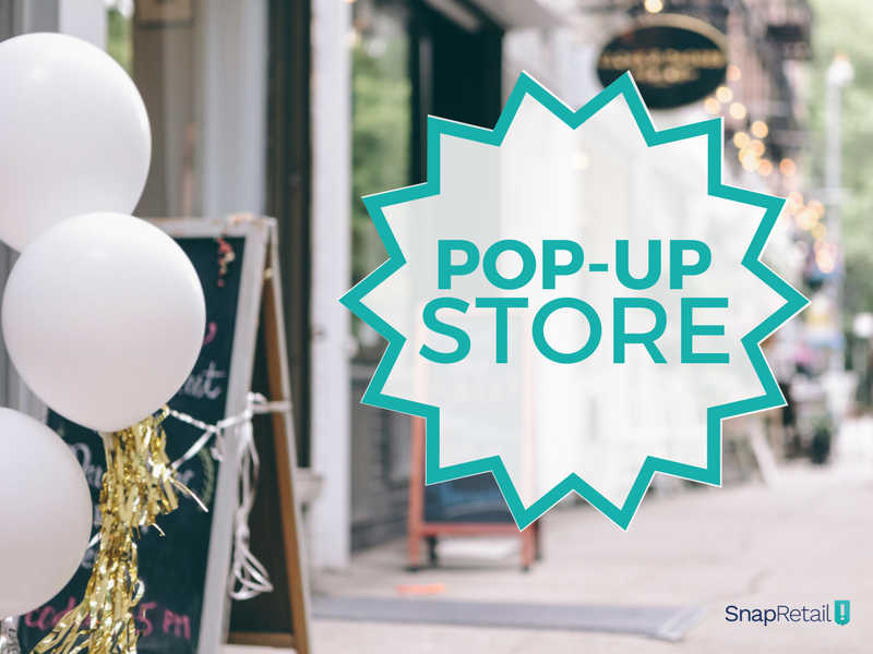 Pop Up Store Preview Image with balloons