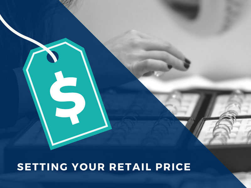 Setting You Retail Price