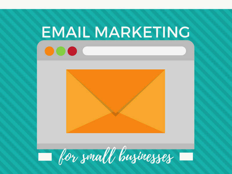 email marketing for small business BLOG image