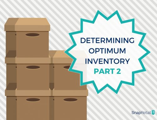 Determining Your Optimum Inventory Level, Part 2