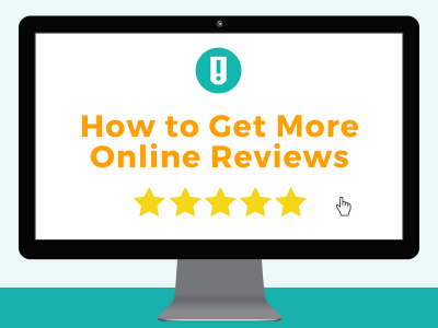 how to get online reviews for small businesses