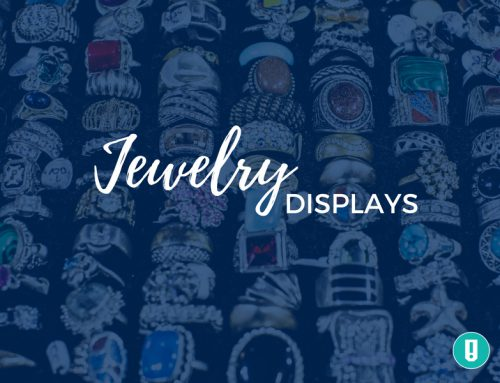 Tips for Updating the Look of your Jewelry Displays