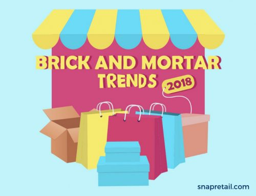 [INFOGRAPHIC] Brick & Mortar Trends 2018