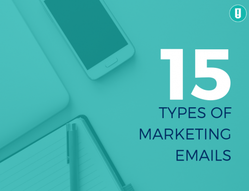 15 Types of Marketing Emails [Infographic]