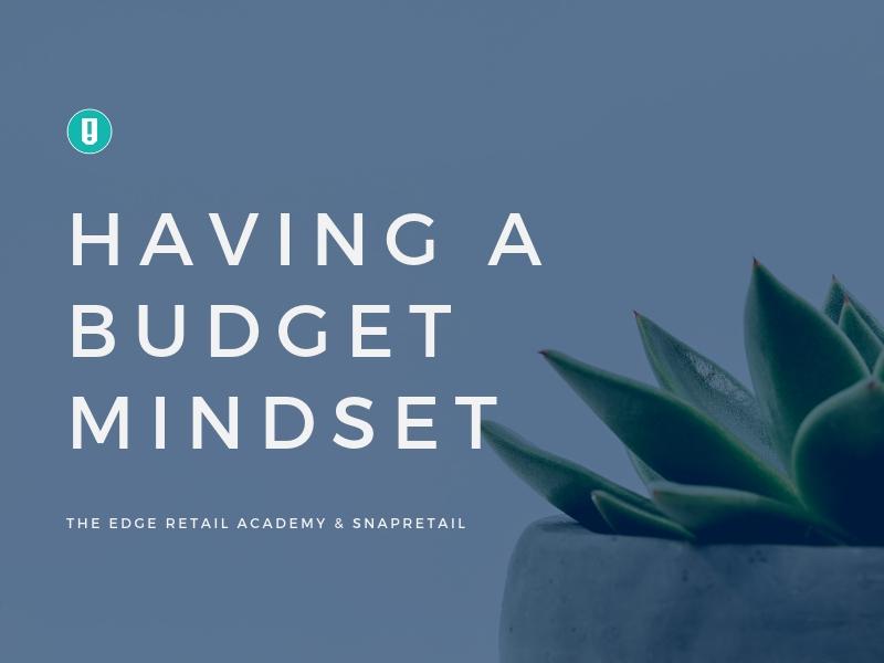 budge mindset cover image