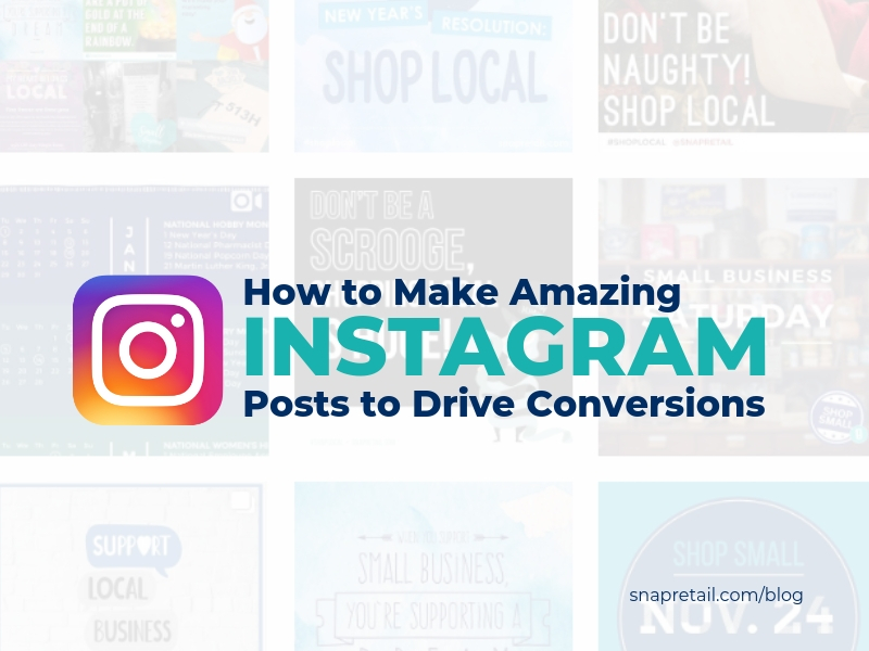 Instagram Posts - Blog Header Image