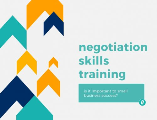 Is Negotiation Skills Training Important to Small Business Success?