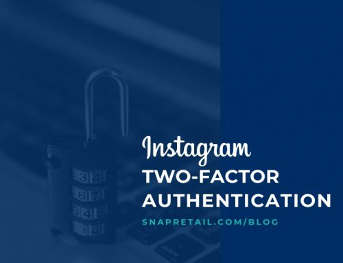 Why is two factor authentication important for Instagram?