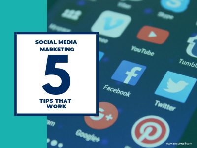 social media marketing - 5 tips that work