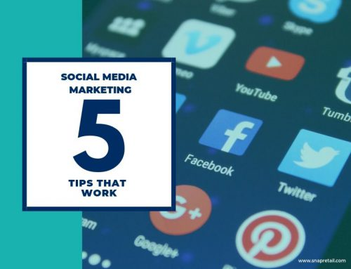 Social Media Marketing — 5 Tips That Work