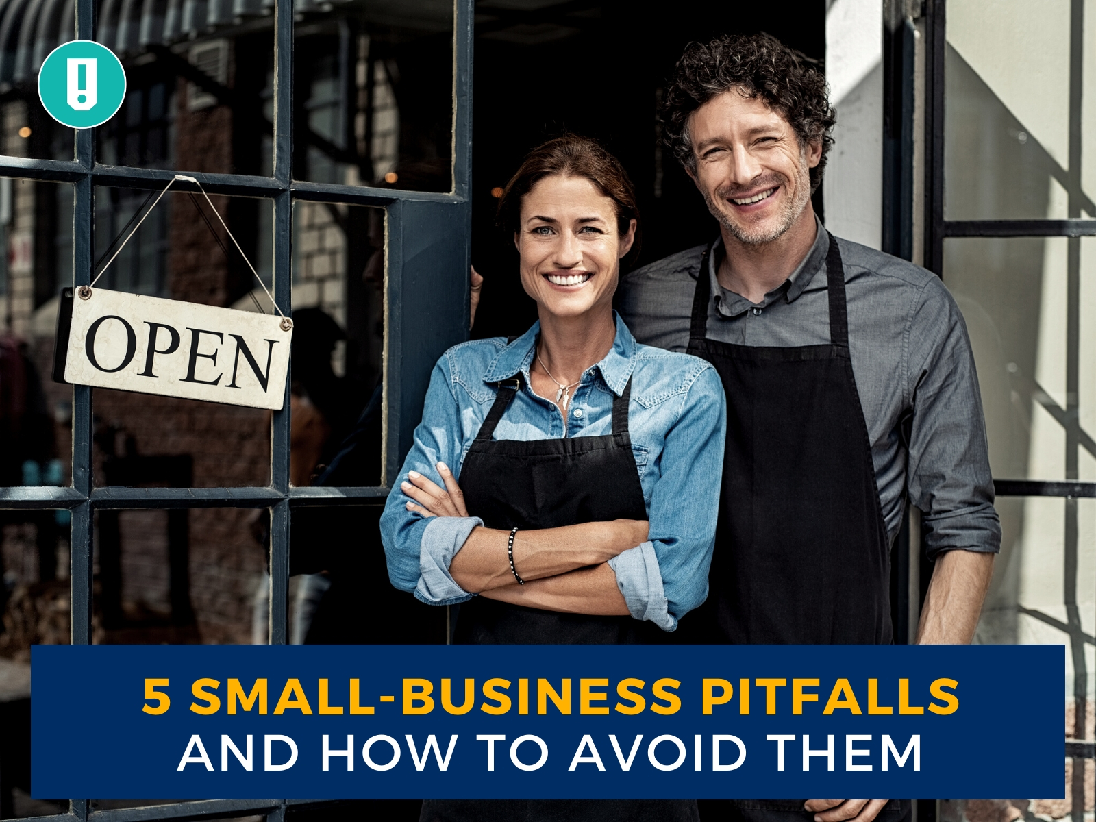 5 Small-Business Pitfalls and How to Avoid Them
