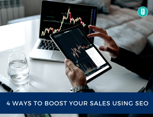 4 Ways to Boost Your Sales Using SEO